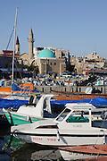 Hafen, Akko, Israel.|.harbour, Akko, Israel.