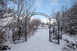 Entrance To Sagmosavank Monastery