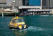 Water Taxi. Circular Quay, Sydney, Australia