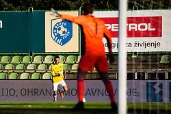 Almin Kurtovic of NK Bravo during football match between NK Bravo and NK Maribor in 12th Round of Prva liga Telekom Slovenije 2020/21, on November 21, 2020 in Stadium ZAK, Ljubljana, Slovenia. Photo by Grega Valancic / Sportida