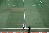 Atletico de Madrid's Fernando Torres waiting change during La Liga match.February 21,2015. (ALTERPHOTOS/Acero)