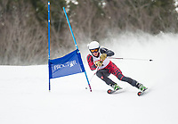 St Paul's School Lakes Region GS Championships at Proctor.  ©2019 Karen Bobotas Photographer