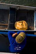 Pirapora_MG, Brasil...Rio Sao Francisco, o rio da integracao nacional. ..The Sao Francisco river, It is an important river for Brazil, called the river of national integration...Foto: LEO DRUMOND / NITRO