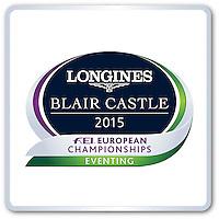 FEI European Eventing Championships 2015 - Blair Castle