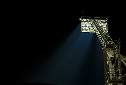 General View (GV) of the floodlights on a clear night at The Hawthorns - Mandatory by-line: Paul Roberts/JMP - 28/11/2017 - FOOTBALL - The Hawthorns - West Bromwich, England - West Bromwich Albion v Newcastle United - Premier League