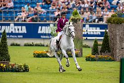 DINIZ Luciana (POR), Vertigo du Desert<br /> Aachen - CHIO 2019<br /> Allianz-Preis<br /> Springprüfung mit Siegerrunde <br /> 20. Juli 2019<br /> © www.sportfotos-lafrentz.de/Stefan Lafrentz