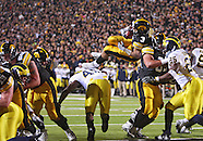 NCAA Football - Michigan at Iowa - October 10, 2009