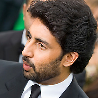SHEFFIELD, UNITED KINGDOM - 9th June 2007: Bollywood actor Abhishek Bachchan at International Indian Film Academy Awards (IIFAs) at the Sheffield Hallam Arena on June 9, 2007 in Sheffield, England.