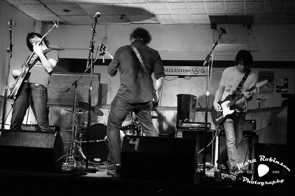 GTBT at their CD-release show, Beachland Tavern 4.24.2010: Ryan Wilkins, Greg Molnar, Ryan Yankee, Dave Molnar 4557