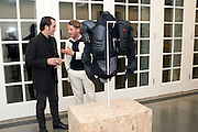 KORAL RANDALL; LAPO ELKANN, Launch party for Above magazine. Serpentine Gallery. London. 11 December 2009