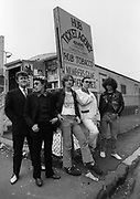 Squeeze with Jools Holland on USA tour 1978