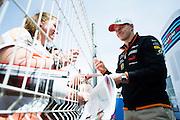 May 21, 2014: Monaco Grand Prix: Nico Hulkenberg (GER), Force India-Mercedes