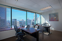 Interior Image of office suite exterior office at Business Suites Harborplace by Jeffrey Sauers of Commercial Photographics