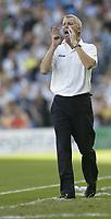 Photo: Aidan Ellis.<br /> Manchester City v West Ham United. The Barclays Premiership. 23/09/2006.<br /> West Ham boss Alan Pardew