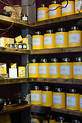 Teas for sale at Bellocq Tea Atelier.