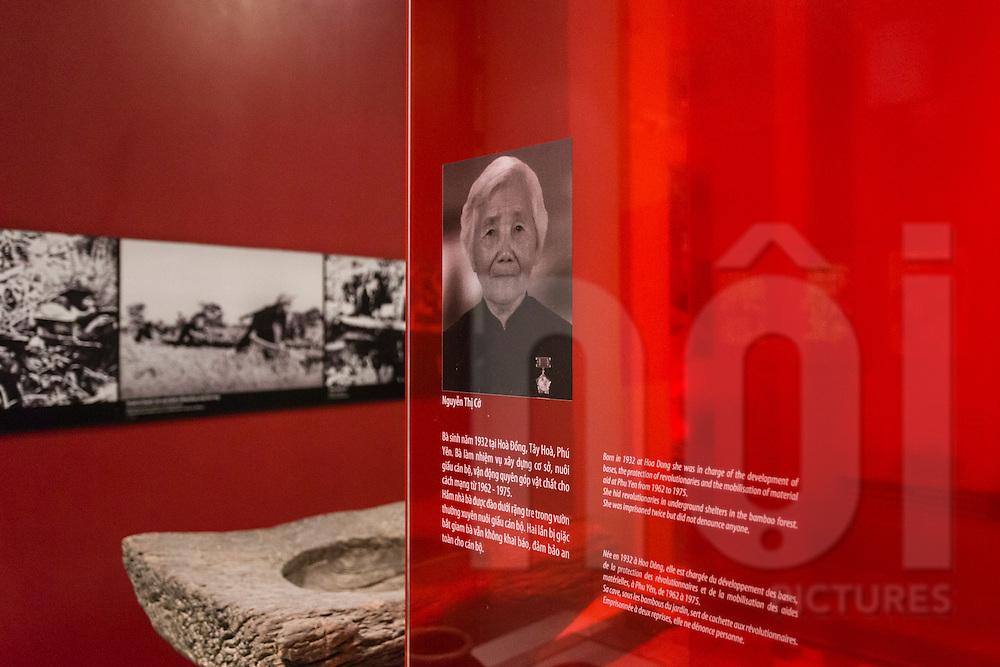 Vietnamese Women's Museum, Hanoi, Vietnam, Southeast Asia