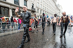 © Licensed to London News Pictures. 28/06/2014. London, UK. Pride in London 2014 parade. Photo credit : Richard Isaac/LNP