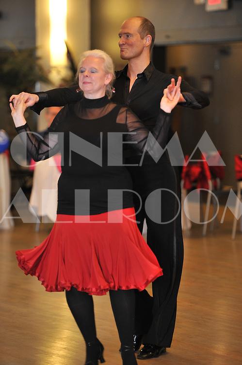 Martin Pickering, Anna Martinson