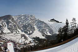 19.03.2010, Planica, Kranjska Gora, SLO, FIS SKI Flying World Championships 2010, Flying Hill Individual, im Bild Feature, Roman-Sergeevich Trofimov, ( RUS, #3 ), EXPA Pictures © 2010, PhotoCredit: EXPA/ J. Groder / SPORTIDA PHOTO AGENCY