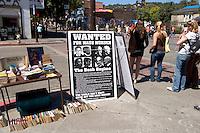 Anti-Bush Administration Sign, Berkeley, California