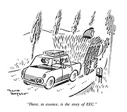 """""""There, in essence, is the story of the EEC."""""""