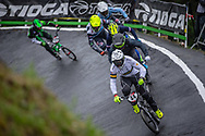 #44 (DEAN Anthony) AUS at Round 6 of the 2018 UCI BMX Superscross World Cup in Zolder, Belgium