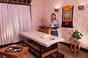 Bhutan, Paro, Zhiwa Ling Hotel, Spa