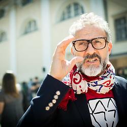 20170526: SLO, People - Italian Chef Massimo Bottura