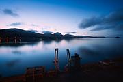 Dusk on the Isle of Jura, Scotland