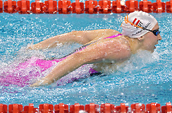 04-04-2015 NED: Swim Cup, Eindhoven<br /> Claudia Hufnagl AUT, 200m butterfly<br /> Photo by Ronald Hoogendoorn / Sportida