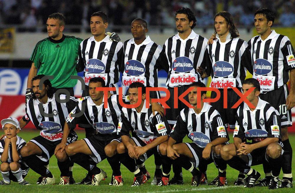 Turkish Soccer...<br /> Turkish Soccer Super League team Altay. Izmir/TURKEY<br /> Photo by Aykut AKICI/TurkSporFoto