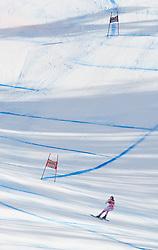 21.01.2011, Tofana, Cortina d Ampezzo, ITA, FIS World Cup Ski Alpin, Lady, Cortina, SuperG, im Bild Lindsey Vonn (USA, #20, Platz 1) // Lindsey Vonn (USA, place 1) during FIS Ski Worldcup ladies SuperG at pista Tofana in Cortina d Ampezzo, Italy on 21/1/2011. EXPA Pictures © 2011, PhotoCredit: EXPA/ J. Groder