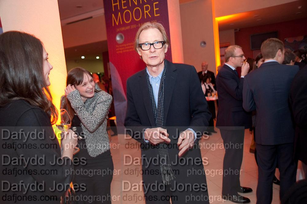 RUBY DANOWSKI; DANI BURROWS; BILL NIGHY;, Henry Moore, Tate Britain. London. 22 February 2010