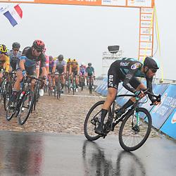 23-08-2020: Wielrennen: NK elite: Drijber<br />Jan Willem van Schip, Coen Vermeltvoort