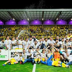 20170531: SLO, Football - Slovenian Cup Final, NK Domzale vs NK Olimpija
