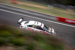 October 7, 2018 - Bathurst, NSW, U.S. - BATHURST, NSW - OCTOBER 07: Rick Kelly / Garry Jacobson in the Castrol Racing Nissan Ultima across the top of the mountain at the Supercheap Auto Bathurst 1000 V8 Supercar Race at Mount Panorama Circuit in Bathurst, Australia on October 07, 2018 (Photo by Speed Media/Icon Sportswire) (Credit Image: © Speed Media/Icon SMI via ZUMA Press)