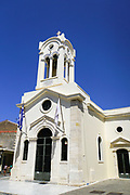 Parish church in Chania, Crete, Greece