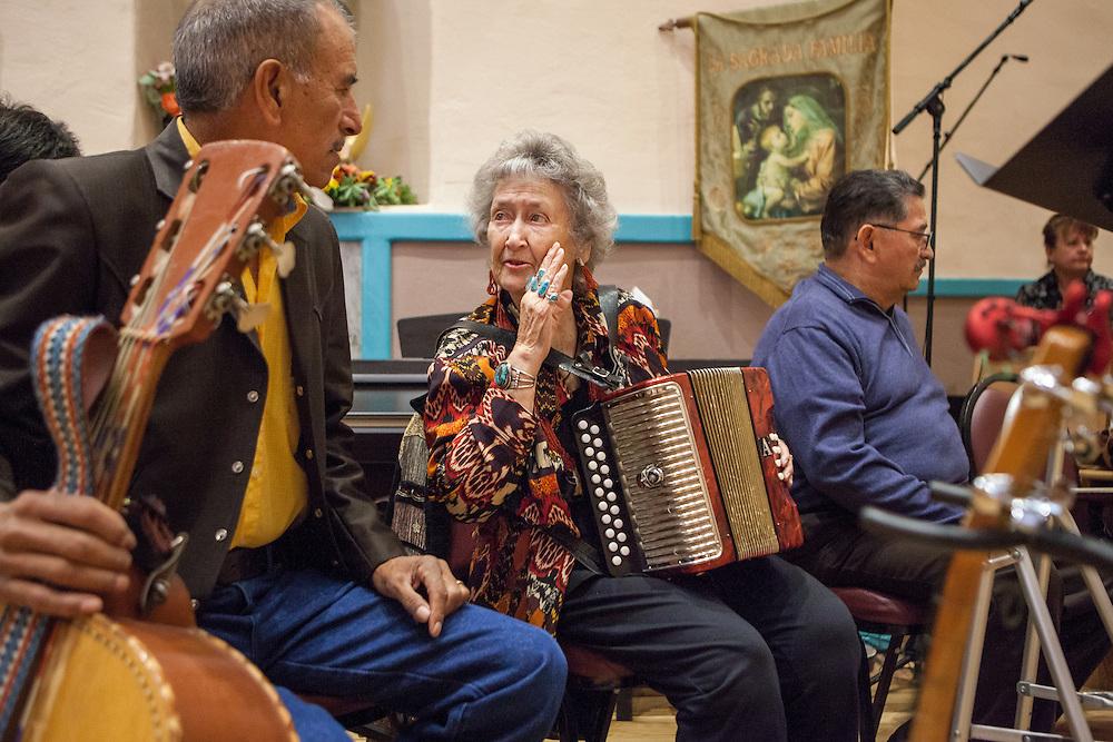 Church Band   Socorro, 2014