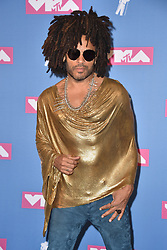Lenny Kravitz poses backstage at the 2018 MTV Video Music Awards Press Room at Radio City Music Hall on August 20, 2018 in New York City. Photo by Lionel Hahn/ABACAPRESS.COM