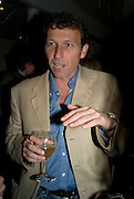 MIKE ATHERTON, party to celebrate the 100th issue of Granta magazine ( guest edited by William Boyd.) hosted by Sigrid Rausing and Eric Abraham. Twentieth Century Theatre. Westbourne Gro. London.W11  15 January 2008. -DO NOT ARCHIVE-© Copyright Photograph by Dafydd Jones. 248 Clapham Rd. London SW9 0PZ. Tel 0207 820 0771. www.dafjones.com.