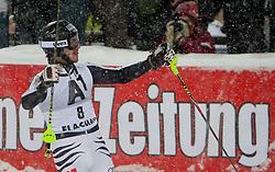 21.12.2011, Hermann Maier Weltcup Strecke, Flachau, AUT, FIS Weltcup Ski Alpin, Herren, Slalom, im Bild Felix Neureuther (GER) nach seinem 2. Durchgang // Felix Neureuther of Germany after his 2nd run of Slalom race at FIS Ski Alpine World Cup 'Hermann Maier World Cup' course in Flachau, Austria on 2011/12/21. EXPA Pictures © 2011, PhotoCredit: EXPA/ Johann Groder