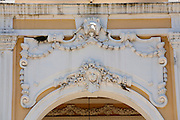 Vitoria_ES, Brasil...Detalhes arquitetonicos do Palacio Anchieta localizado na regiao da Cidade Alta...Architectural detail of Palacio Anchieta detail located in the Cidade Alta region...Foto: LEO DRUMOND / NITRO