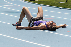 adidas Grand Prix Diamond League Track & Field: mens 5000m, Nick WIllis