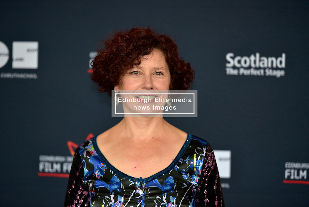 Iciar Bollain (Michael Powell Juror) joins the jury line up for the 2016 Edinburgh International Film Festival at  The Apex Hotel Grassmarket, Edinburgh17th June 2016, (c) Brian Anderson   Edinburgh Elite media