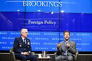 General Selva Speaks at Brookings