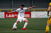 Jordan Keane. Sutton United FC 1-1 Stockport County FC. Vanarama National League. Gander Green Lane. 20.3.21