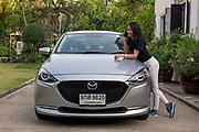 Mazda cars for HEX, New York
