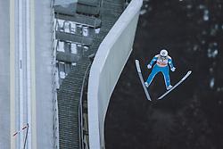 01.01.2021, Olympiaschanze, Garmisch Partenkirchen, GER, FIS Weltcup Skisprung, Vierschanzentournee, Garmisch Partenkirchen, Einzelbewerb, Herren, im Bild 2. Platz Halvor Egner Granerud (NOR) // 2nd placed Halvor Egner Granerud of Norway during the men's individual competition for the Four Hills Tournament of FIS Ski Jumping World Cup at the Olympiaschanze in Garmisch Partenkirchen, Germany on 2021/01/01. EXPA Pictures © 2020, PhotoCredit: EXPA/ JFK