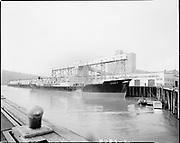 "Ackroyd 08783-2. ""Carl Byoir & Associates. Cargill grain loading operation. January 15, 1959"" (DEQ Site ID 2356, Port of Portland - Terminal 4 Slip 1)"