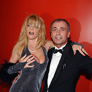 Playboyfeest 2003, Kim Holland en Eddy Becker